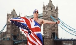Briton Seeks to be First Person to Swim from New York to London