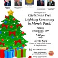 Morris Park Tree Lighting