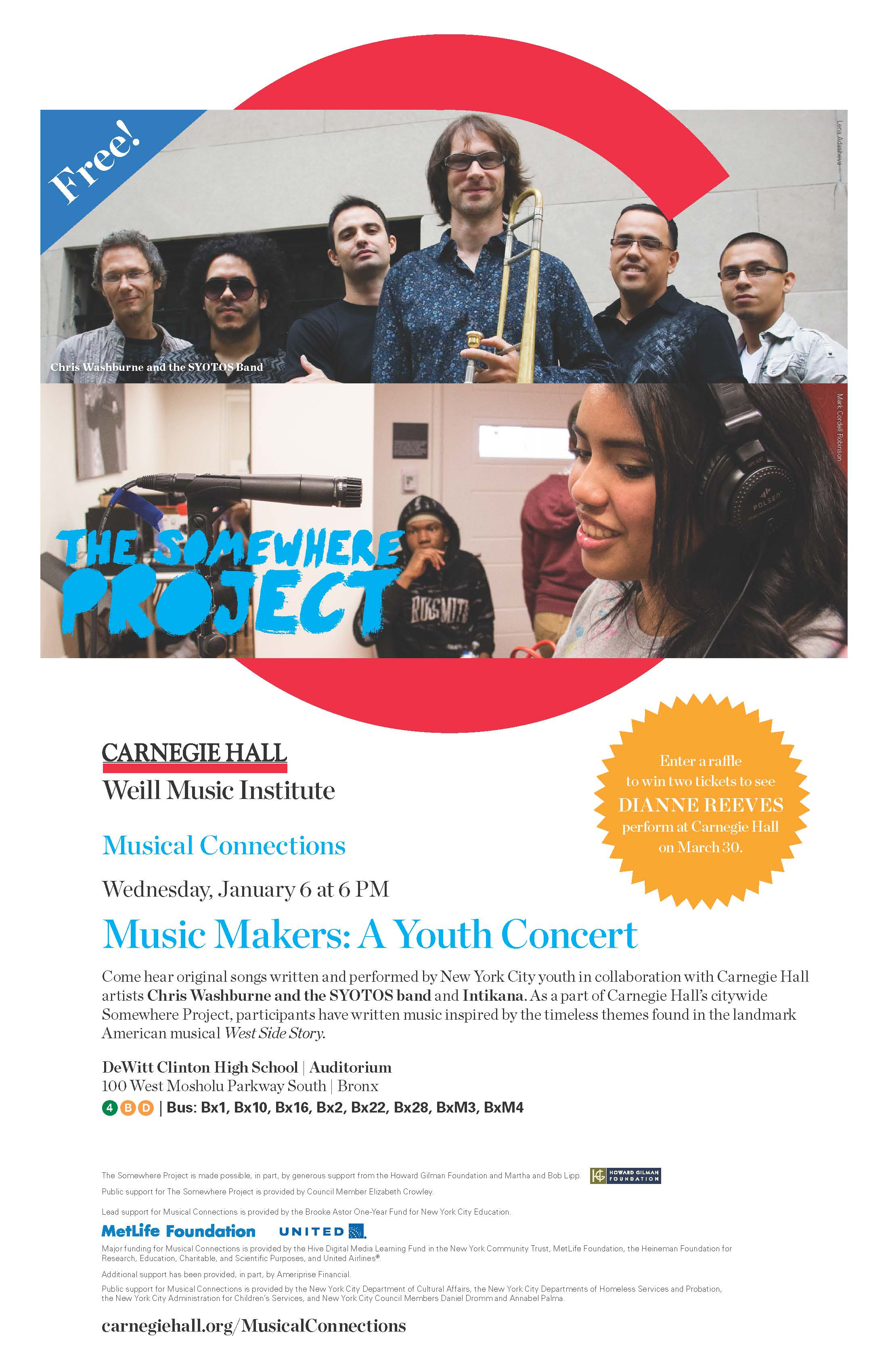 Music Makers - A Youth Concert
