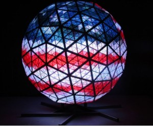 NYE_Times Square_Geodesic Ball