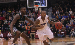 Fordham Men's Basketball Triumphs Over Manhattan
