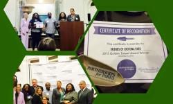 Friends of Crotona Park Wins Golden Trowel Award