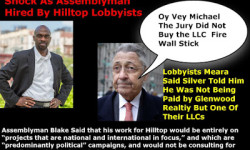 Photo Op-Ed: Shock As Assemblyman Is Hired By Hilltop Lobbyists