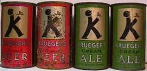 Canned Beer_Krueger Beer