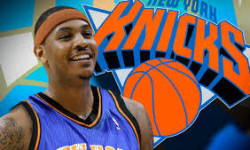 Carmelo To Thunder Poses Threat To Warriors