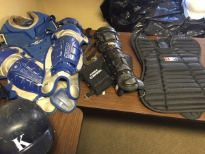 Donated Gear for Operation Batter-Up