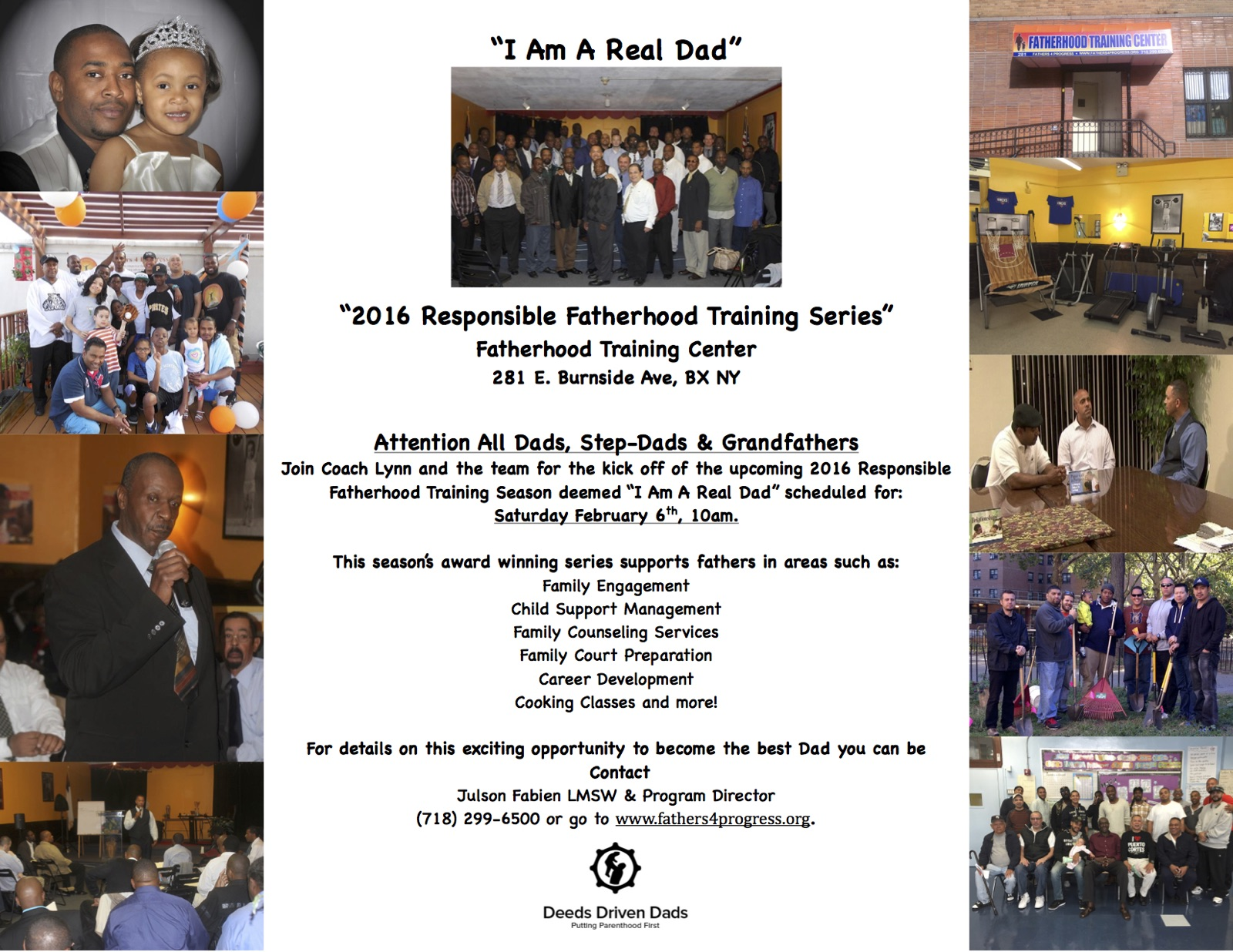 2016 Responsible Father Training Series