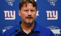 Giants Move On New Head Coach