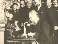Profile America: The First Transcontinental Phone Call