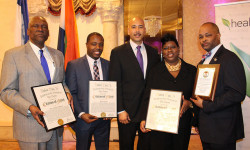 Diaz Honors African American Community Leaders