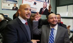It's official. Bronx BP Ruben Diaz Jr Endorses Rafael Salamanca, Jr