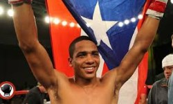 Before HBO Fight, Felix Verdejo Stops By Betances Center