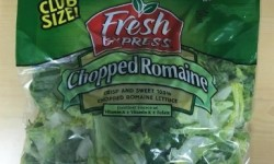 Fresh Express Recalls Chopped Romaine Salad Due to Allergens