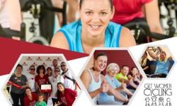 Get Women Cycling 'Strengthen Your Heart' Indoor Event, 2/21