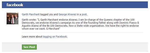 Garth Marchant_100 Democrats