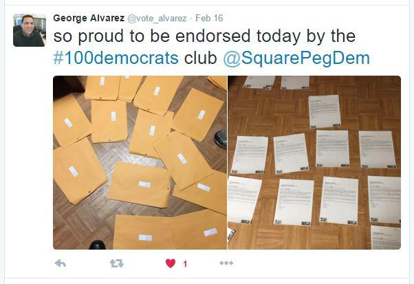 George Alvarez_100 Democrats