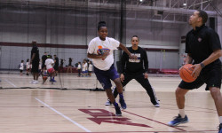Fordham University Hosts NY Liberty Youth Clinic