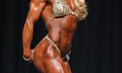 Kat Secor Makes Pro Bodybuilding Debut