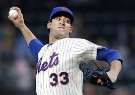Matt Harvey, NY Mets