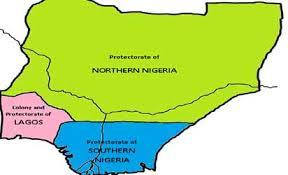 Nigeria Amalgamation_1914