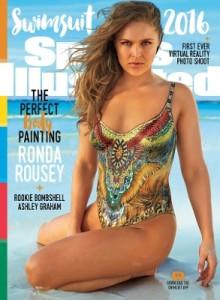 Ronda Rousey_SISwimsuit 2016