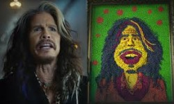 Steven Tyler Skittles portrait to be auctioned to benefit Janie's Fund