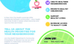 Dept of Health Community Event @ Castle Hill Library (2/3) TCNY 20/20