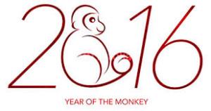 Year of the Monkey_Lunar New Year 2016