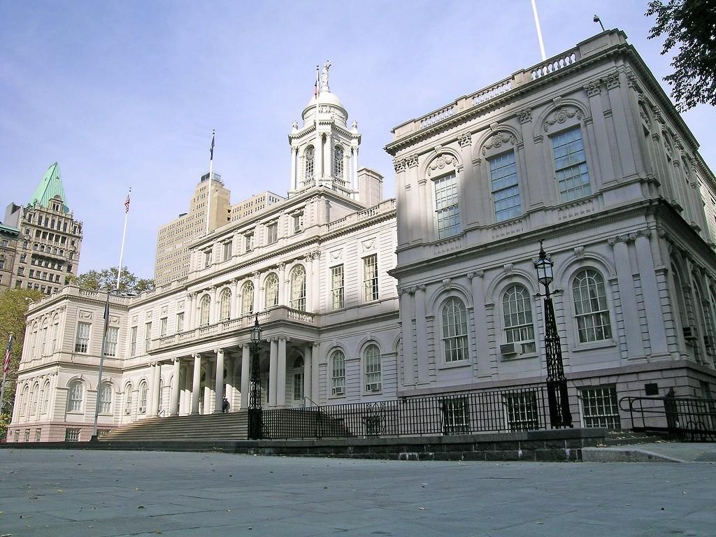 NY City Hall _ Council Chambers