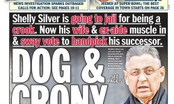 Rumble On Lower East Side Over Replacing Shelly Silver
