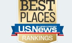 U.S. News & World Report Ranks the 100 Best Places to Live