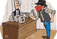 Profile America: First US Bank Robbery