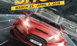 The all-new 2016 New York Auto Show poster. (PRNewsFoto/New York International Auto Show)