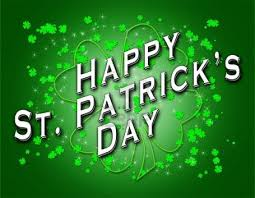 Happy St Patricks Day 2016