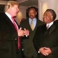 Current and former candidates for POTUS:  Donald J. Trump, Rev. Jesse L. Jackson, Rev. Al Sharpton.