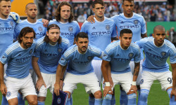 NYCFC Team Photo credit: Gary Quintal