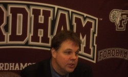 FordhamMen's Basketball Signs Three to Letter of Intent