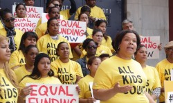 Bronx Parents Join NYC Hispanic Chamber of Commerce to Demand Fair Funding for Public Charter Schools