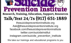 Community Outreach Day on Suicide Awareness and Prevention