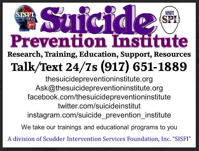 SISFI_Suicide Prevention