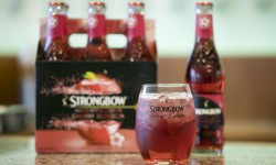Strongbow Welcomes Spring With New Cherry Blossom Hard Apple Cider