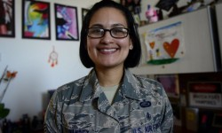 Tech Sgt. Maribelle Hernandez, USAF