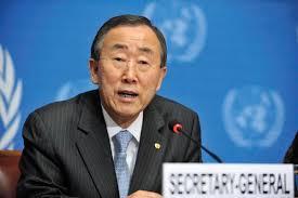 UN Secretary-General_Ban ki-Moon_Lehman College
