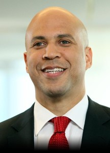 US Senator Cory Booker, D-NJ.