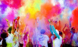 "Celebrate the Hindu ""Festival of Colors"" Phagwah with Bronx Arts and Entertainment on March 27"