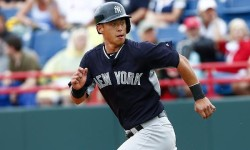 New York Yankees: Rob Refsnyder is earning a spot on the Opening Day roster