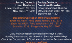 The New York City Department of Correction is Hiring