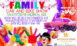 Westchester Square Car Show--THIS SUNDAY