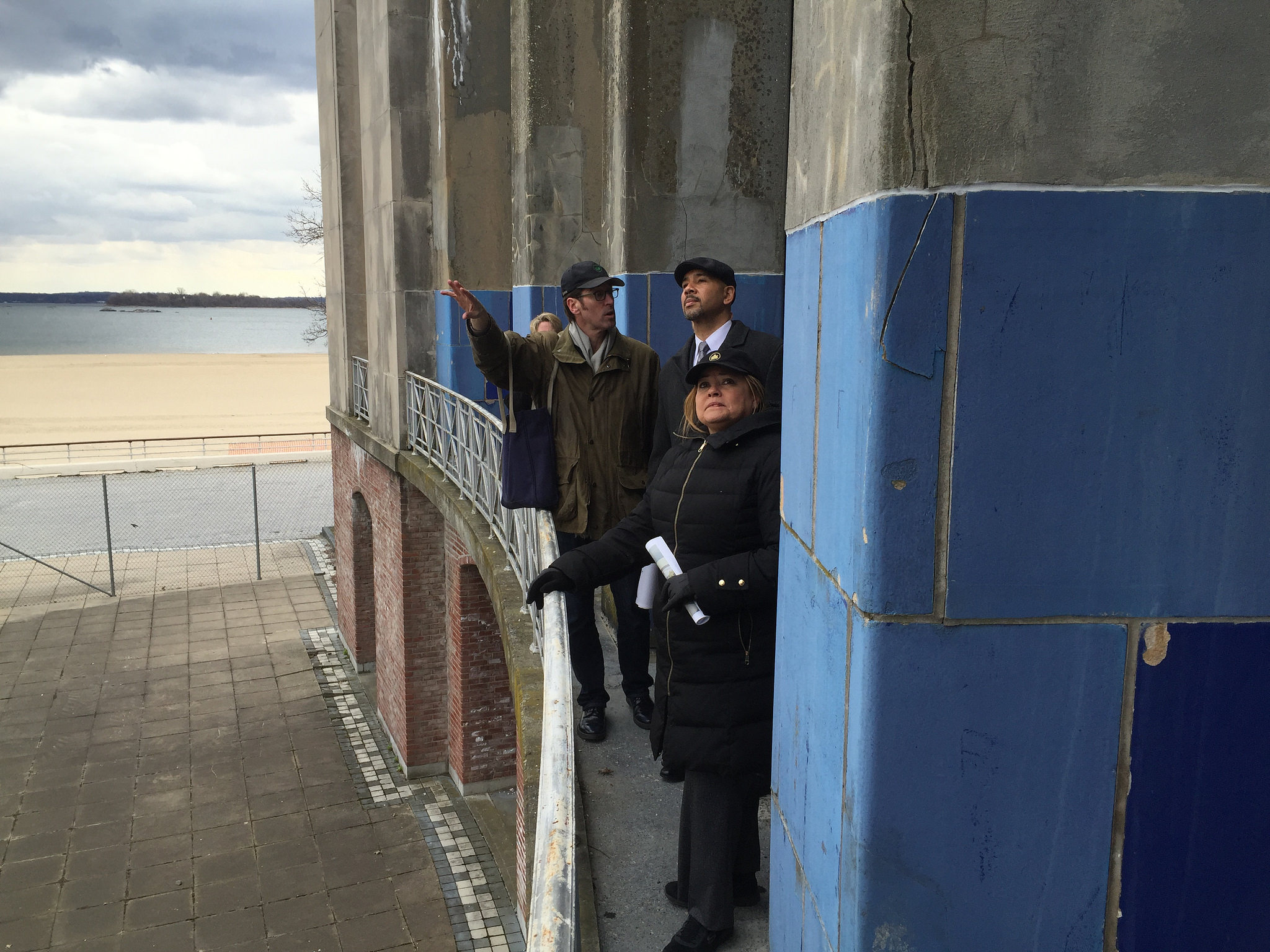 Diaz Tours Historic Orchard Beach Promenade