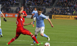 More Frustration for New York City FC at Home
